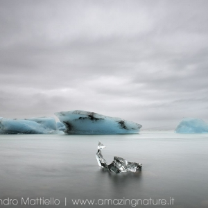 Laguna ghiacciata di Jokulsarlon